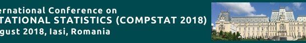 COMPSTAT 2018: First Announcement