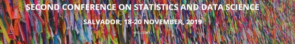 Call for Papers: 2nd Conference on Statistics and Data Science (CSDS 2019)