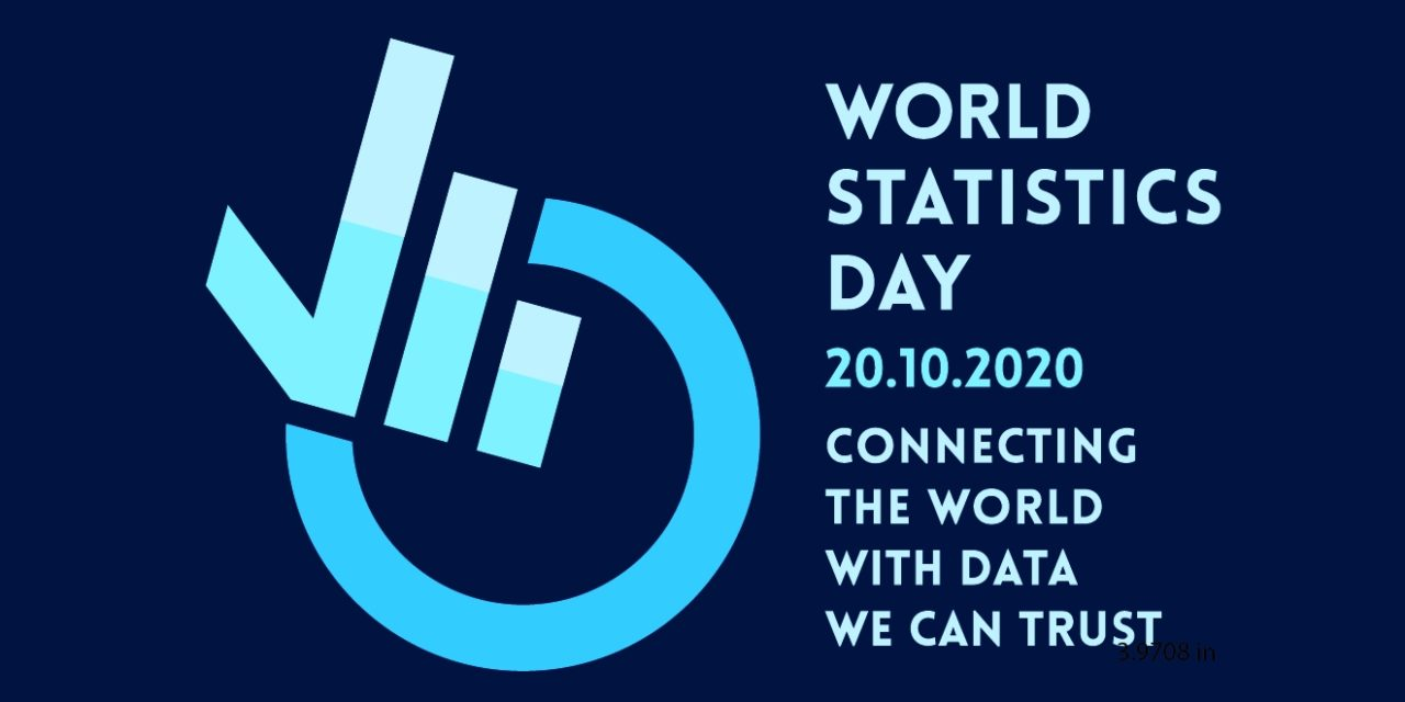 WORLD STATISTICS DAY, 20 October 2020