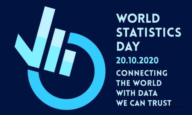 WORLD STATISTICS DAY, 20 October 2020