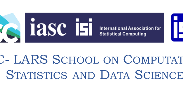 Forthcoming Event: IASC – LARS Webinar on Computational Statistics and Data Science
